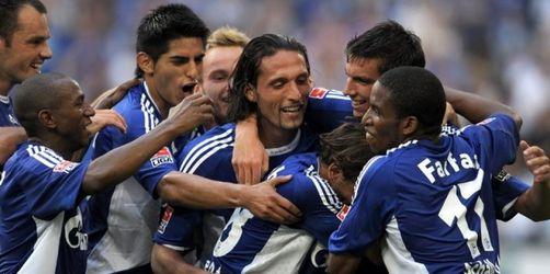 Die Hoffnung kehrt zurück: Schalke feiert Magath