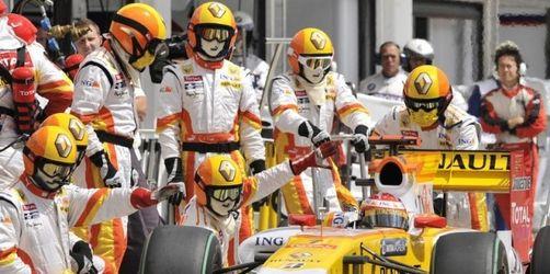 Keine Sperre: Renault darf in Valencia starten