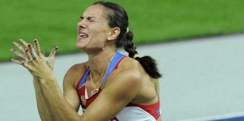 WM-Schock: Issinbajewa vom Himmel gefallen