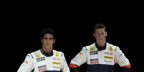 Grosjean neuer Teamkollege von Alonso bei Renault