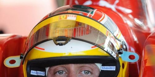 Olympia war gestern: Badoer braucht Schumacher