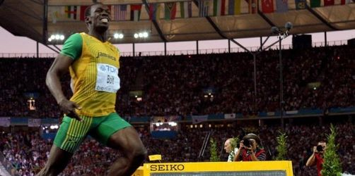 Zweites WM-Gold für Bolt: 19,19 über 200 Meter