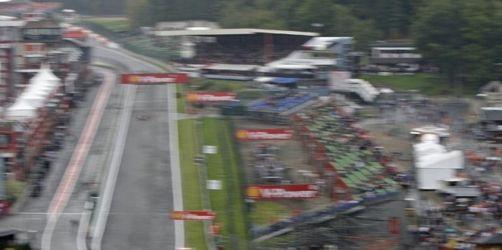 Vettel im Motor-Schongang - Hamilton mit Bestzeit