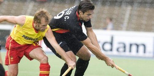 Hockey-Herren im EM-Finale gegen England