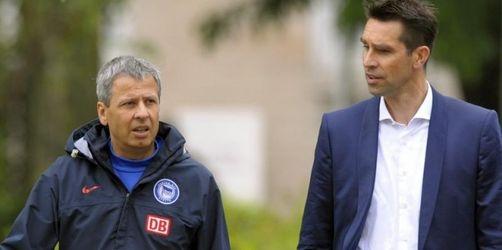 Ultimatum für Favre: Krisen-Hertha hofft auf Wende