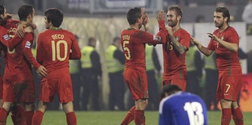 Portugal besiegt «Wölfe» und «Aasgeier»