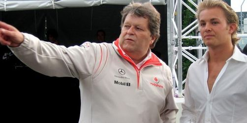 Rosberg zu Mercedes: «Das ist mein Traumteam»