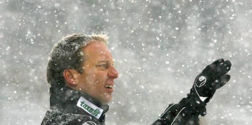 Oberhausens Trainer Luginger zurückgetreten