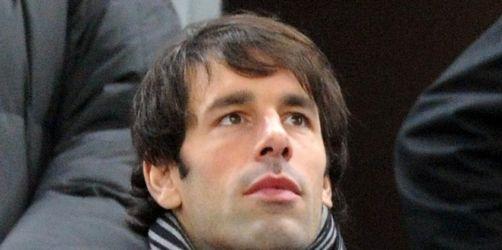 Van Nistelrooy im HSV-Mannschaftstraining