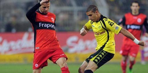 Nächster Rückschlag: BVBverliert gegen Frankfurt