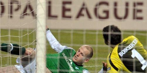 Werder tanzt in Europa League aus der Reihe