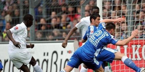 Freiburger Vormarsch gebremst - 1:1 gegen Bochum