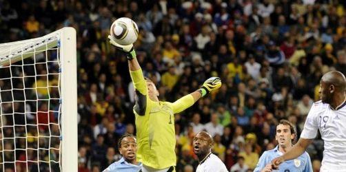 Südafrika feiert 1:1 - Frankreich und Uruguay 0:0