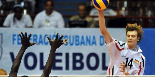 Schwarzes Wochenende für deutsche Volleyballer