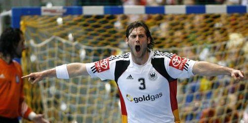 Handballer auf WM-Kurs - Trügerisches Polster