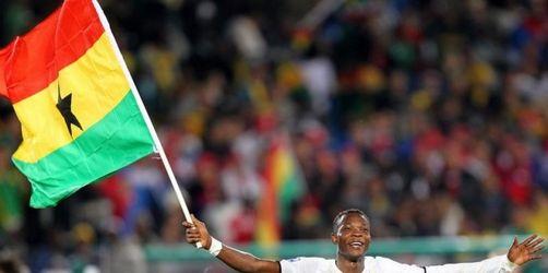 1:0 für Ghana: Afrika jubelt, Serbien trauert