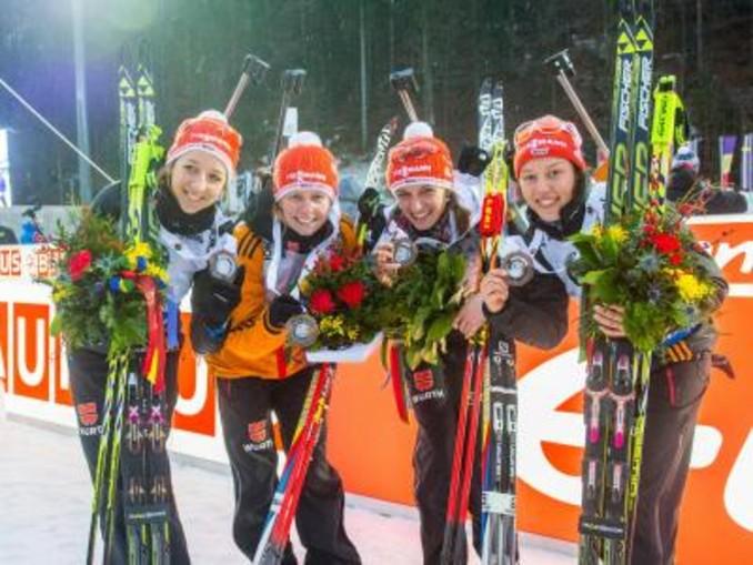 Biathlon WeiГџruГџland Damen