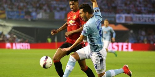 Man United vor Europa-League-Finaleinzug - 1:0 in Vigo