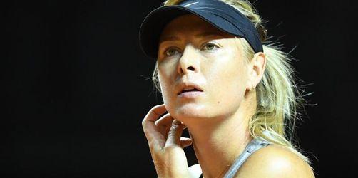 WTA-Chef kritisiert Scharapowas Fehlen bei den French Open