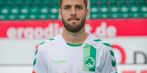 Fortuna Düsseldorf verpflichtet Gießelmann aus Fürth