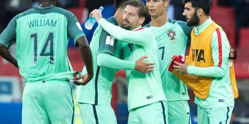 Kleines Land, große Talente: Portugal will ins Halbfinale