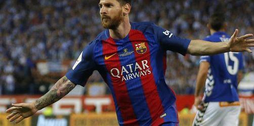 «FCMessi»: Barça, in Team mit Fragezeichen