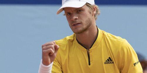 Tennisprofi Hanfmann erstmals in einem ATP-Halbfinale