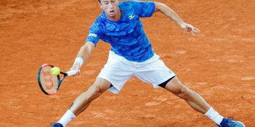 Mayer und Kohlschreiber im Halbfinale der German Open