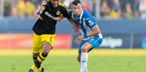 BVB 0:1 gegen Espanyol Barcelona - Debüt von Dahoud