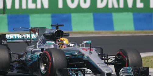 Rekord winkt: Hamilton kann in Ungarn Geschichte machen