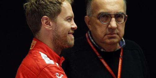 Ferrari-Boss Marchionne grollt im WM-Endspurt