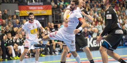DHB-Team verliert EM-Härtetest gegen starke Spanier