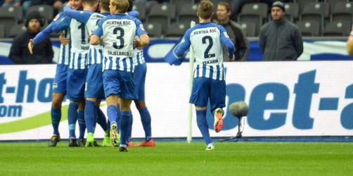 Hertha beendet Sieglos-Serie - HSV-Krise spitzt sich zu