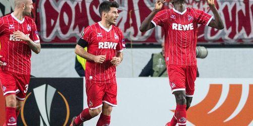 Europa-League-Chance gewahrt: Köln bezwingt Arsenals B-Elf