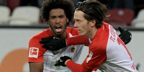 FCAugsburg beendet Schmidts Wolfsburg-Serie