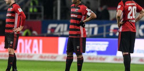 «Verrückte Liga»: Getrübte Feierlaune beim FC Ingolstadt