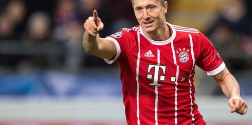 Bayerns Lewandowski liebäugelt mit Motorsport