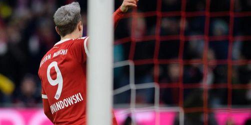 Bayern-Star Lewandowski: An BVB statt Weihnachten denken
