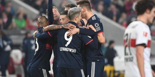 FCB im Glück vor Pokal-Hit - Müller verschärft VfB-Krise