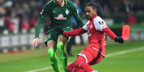 «Ein Schock» - Bremen verspielt Sieg gegen Mainz