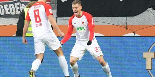 Finnbogason rettet FCAugsburg gegen Freiburg Remis
