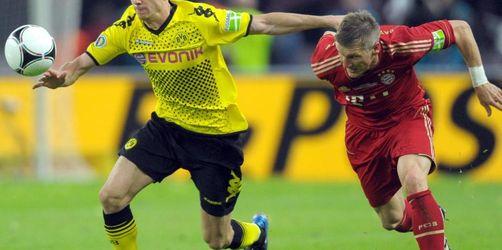 Pokalkracher zum Jahresabschluss: Bayern erwartet Dortmund