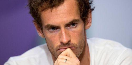 Murrays Leidenszeit geht weiter: Absage für Australian Open