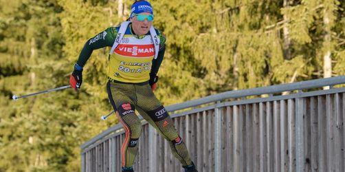 Biathlon-Weltcup in Ruhpolding beginnt mit Männer-Einzel