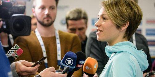 Deutsche Biathletinnen gewinnen Staffel von Ruhpolding