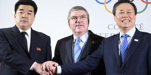 IOC:Nordkorea nimmt an den Winterspielen teil