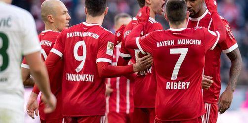 Lewandowski und Müller treffen doppelt - 4:2 gegenWerder