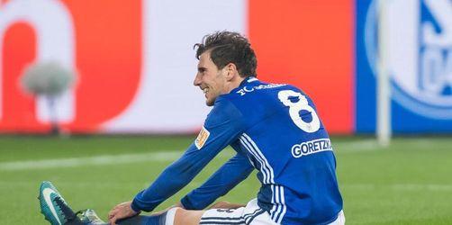 Mit Goretzka in der Startelf: Schalke nur 1:1 gegen Hannover