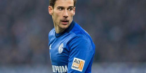 Nach Pfiffen: Goretzka will sich für Schalke «zerreißen»