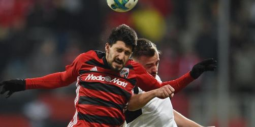 FC Ingolstadt patzt im Aufstiegskampf: 0:0 gegen Sandhausen